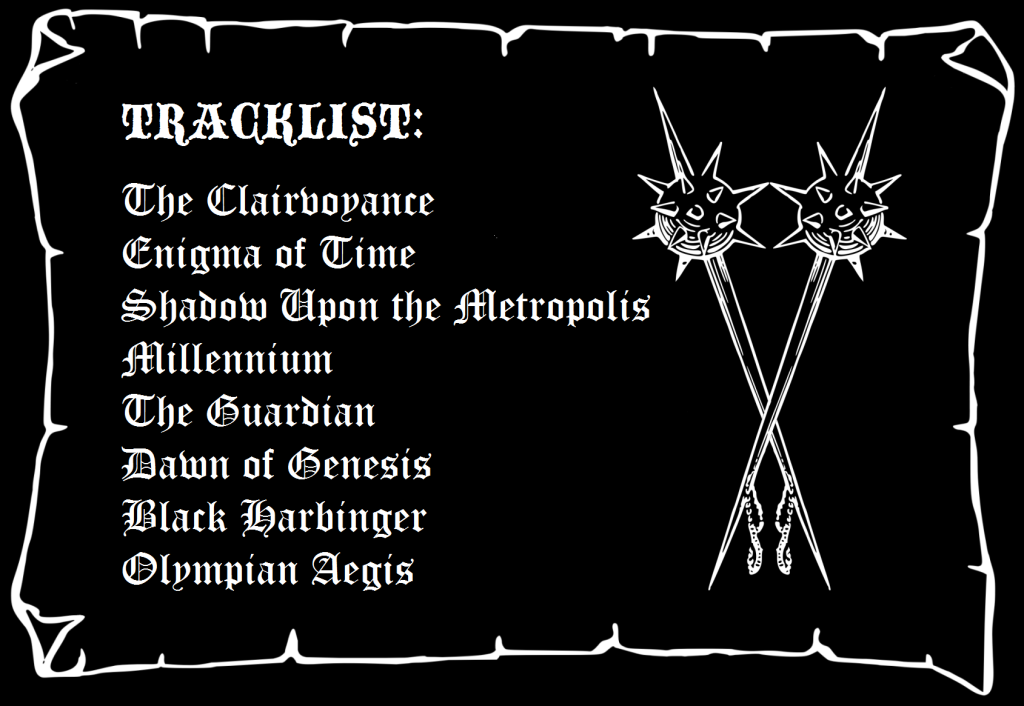 legionnaire-tracklist