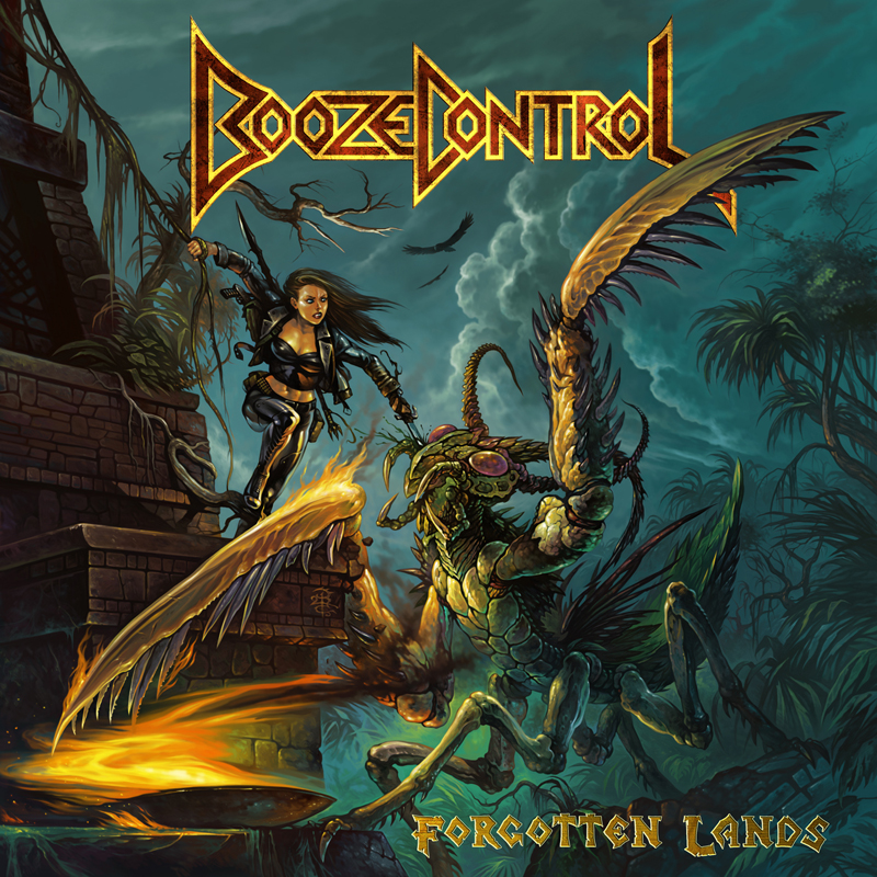 c4924d5b5e8 German metallers BOOZE CONTROL have set a February 22 release date for  their fourth full-length album and first for Gates Of Hell Records